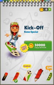 Subway Surfers: Kick-Off