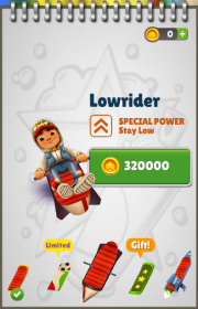 Subway Surfers: Lowrider